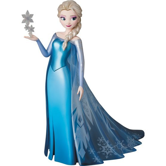 Vinyl Collectible Dolls Frozen: Elsa