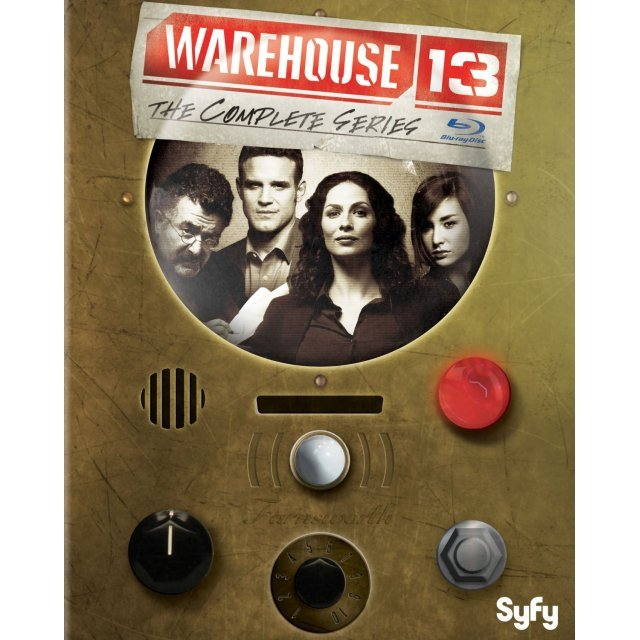 Warehouse 13: The Complete Series Boxset
