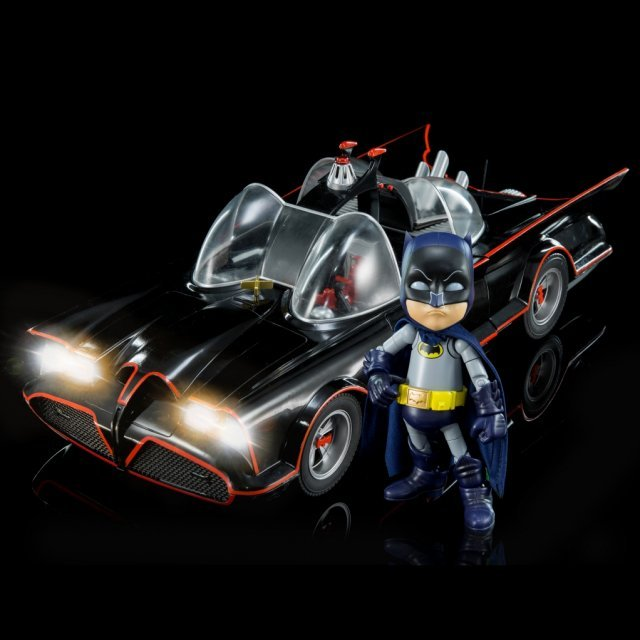 Batmobile 1966 with Batman