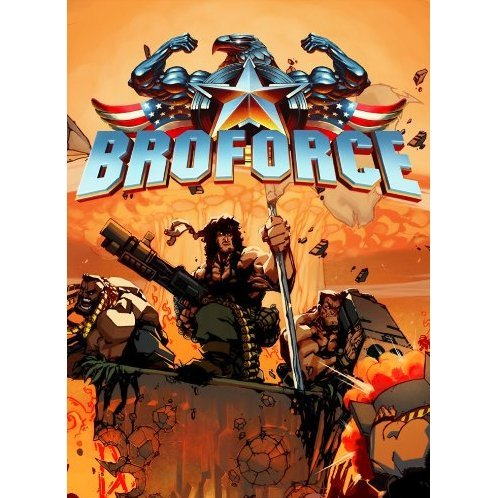 Broforce (Steam)
