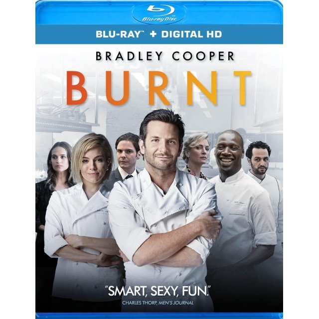 Burnt [Blu-ray+Digital HD]