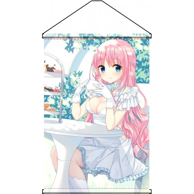 Charama Wall Scroll: My Princess by Bekotaro