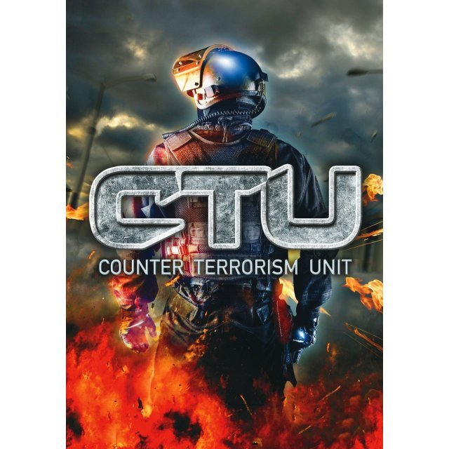 CTU: Counter Terrorism Unit (DVD-ROM)