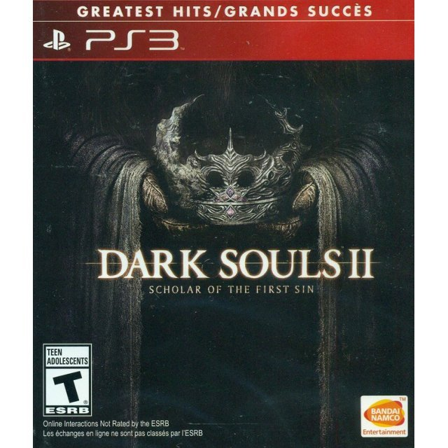 Dark Souls II: Scholar of the First Sin (Greatest Hits)