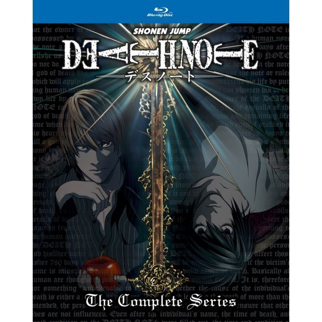 Death Note: The Complete Series - Season 1