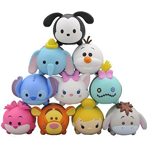 Disney Nosechara Tsum Tsum Friends Ver. (Set of 10 pieces)