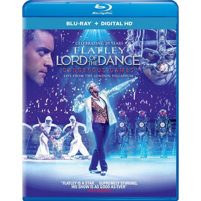 Michael Flatley's Lord of the Dance: Dangerous Games [Blu-ray+Digital HD]