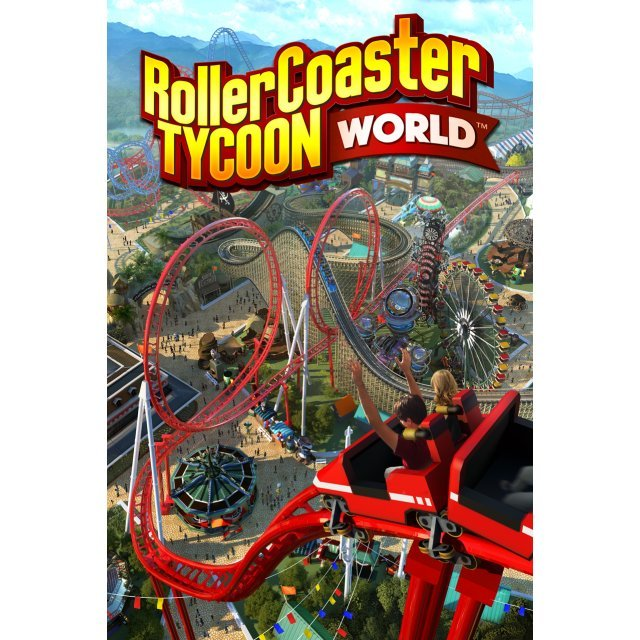 RollerCoaster Tycoon World (Steam)