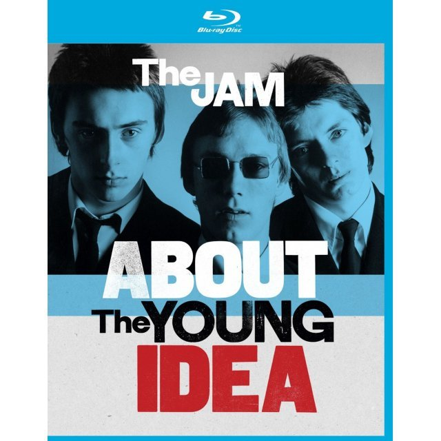 The Jam: About the Young Idea [Blu-ray+DVD]