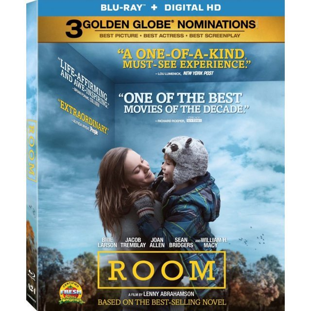 Room [Blu-ray+Digital HD]