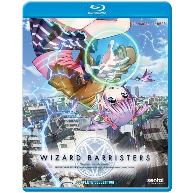 Wizard Barristers: Season One Complete Collection