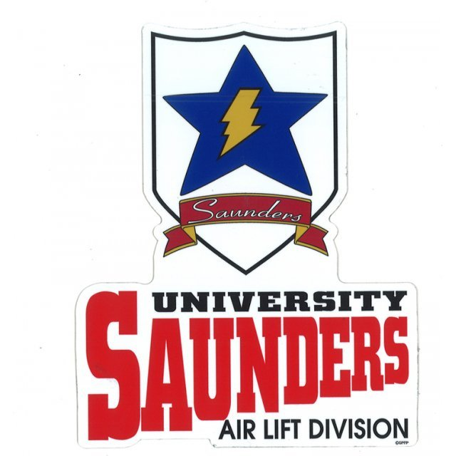 Girls und Panzer der Film Emblem Magnet: Saunders University High School Air Lift Division