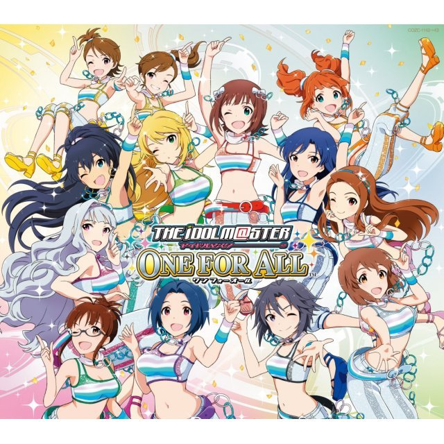 Idolm@ster Master Artist 3 Finale Destiny [CD+Blu-ray Audio Limited Edition]
