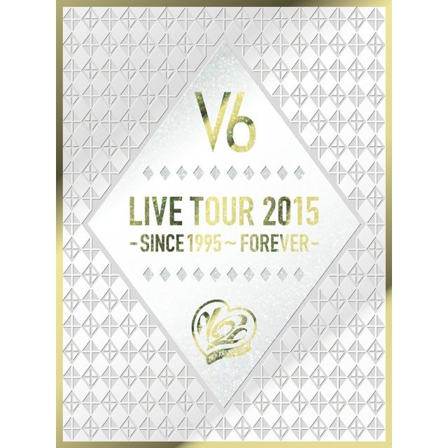 Live Tour 2015 - Since 1995 - Forever [Limited Edition Type A]
