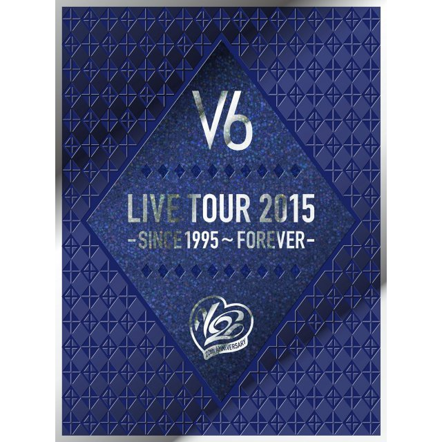 Live Tour 2015 - Since 1995 - Forever [Limited Edition Type B]