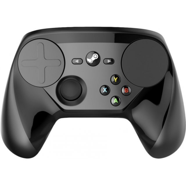 Steam Controller (Black)