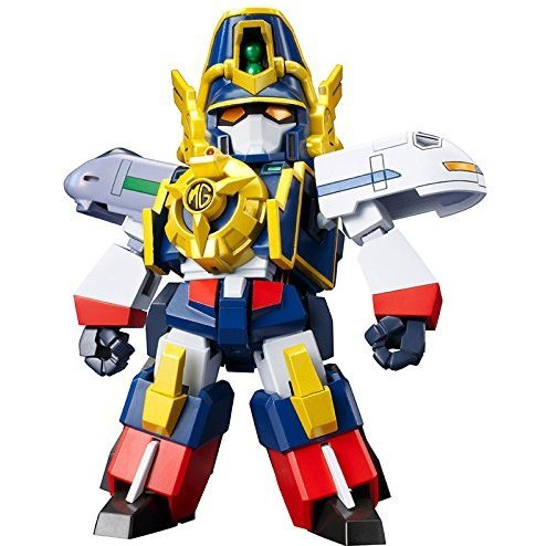 The Brave Express Might Gaine Model Kit: D-Style Might Gaine