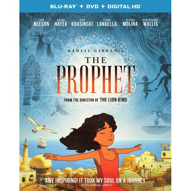 The Prophet [Blu-ray+DVD+Digital HD]
