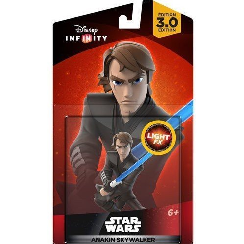 Disney Infinity 3.0 Edition Figure: Star Wars Anakin Skywalker Light FX