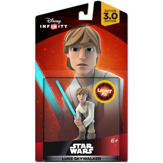 Disney Infinity 3.0 Edition Figure: Star Wars Luke Skywalker Light FX