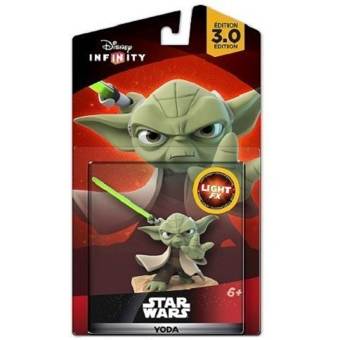 Disney Infinity 3.0 Edition Figure: Star Wars Yoda Light FX