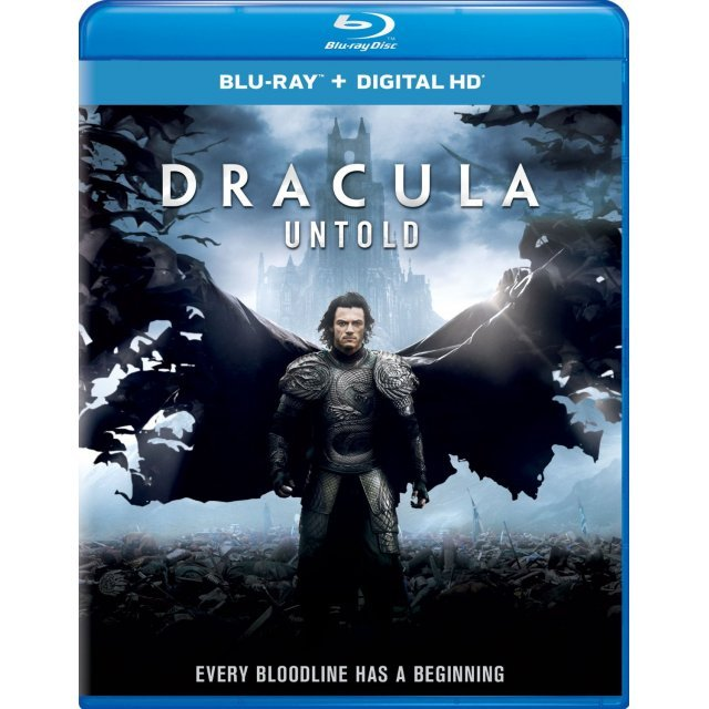 Dracula Untold [Blu-ray+Digital HD]