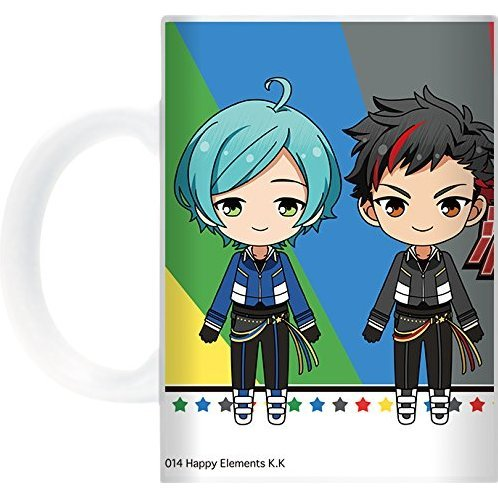 Ensemble Stars! Full Color Mug: Ryuseitai