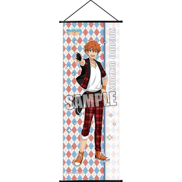 Ensemble Stars! Slim Wall Scroll: Akehoshi Subaru