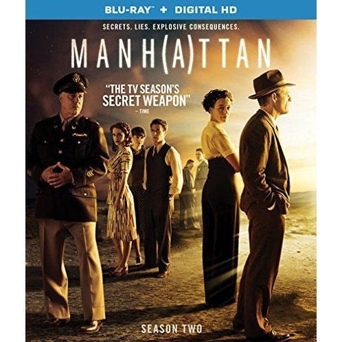 Manhattan: Season Two [Blu-ray+Digital HD]