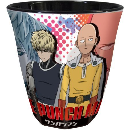 One-Punch Man Melamine Cup: Pop