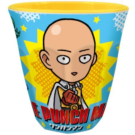One-Punch Man Melamine Cup: SD