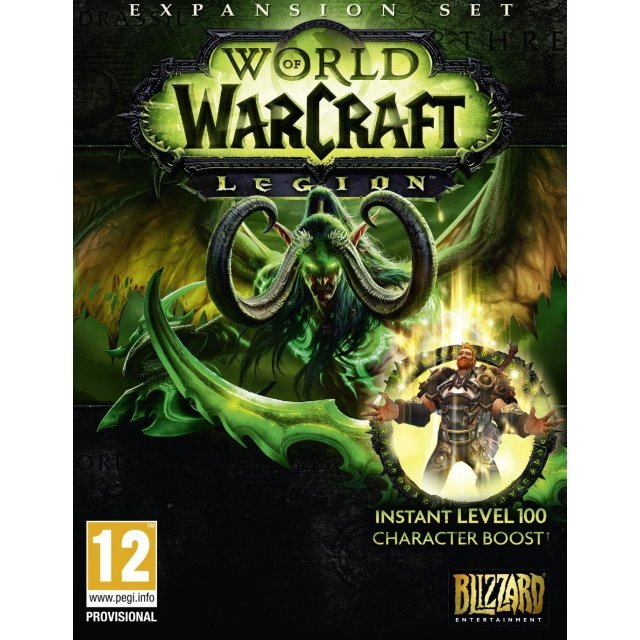 World of Warcraft: Legion (incl. instant level 100 boost)