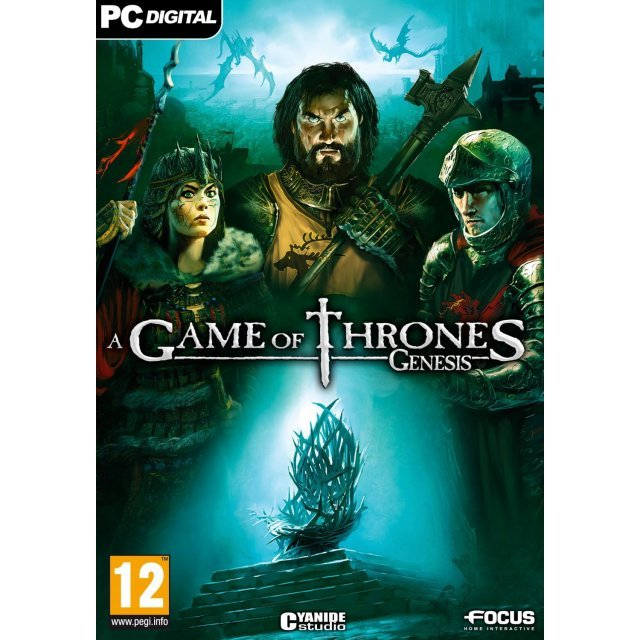A Game of Thrones: Genesis (Steam)