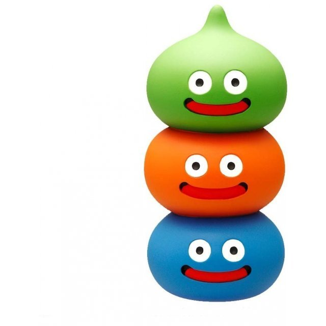 Dragon Quest Soft Vinyl Monster: 022 Slime Tower (Re-run)