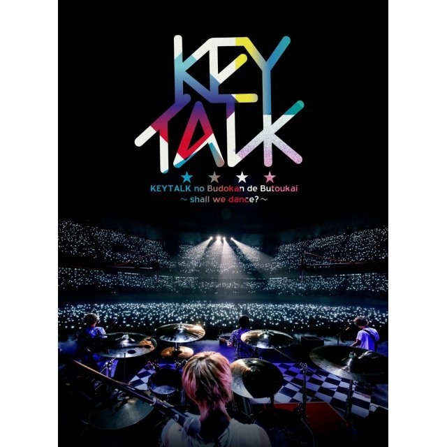 Keytalk No Budokan De Butokai - Shall We Dance? [Limited Edition]