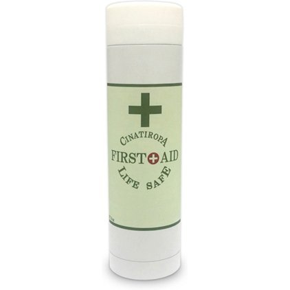 BIOHAZARD Thermos Bottle: First Aid Spray Design