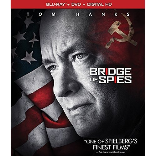 Bridge of Spies [Blu-ray+DVD+Digital Copy]