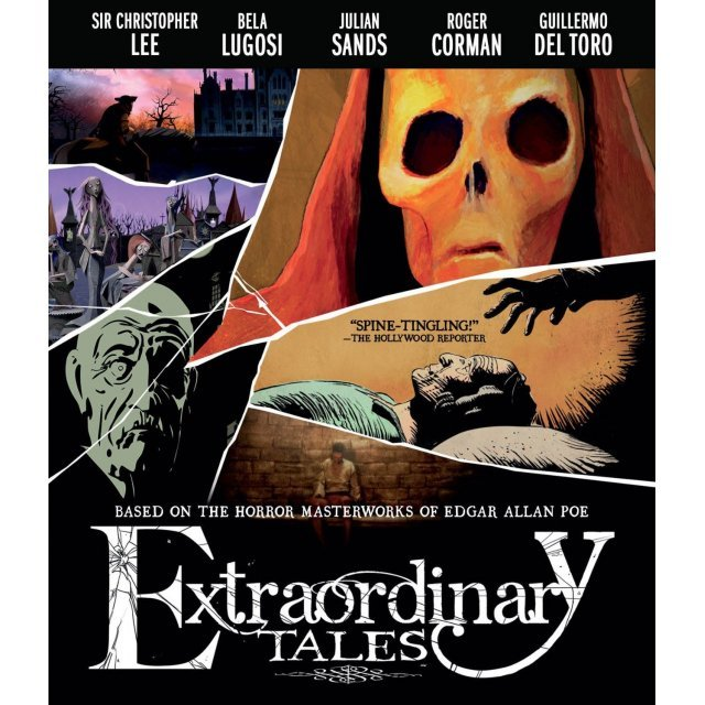 Extraordinary Tales (Special Edition) [Blu-ray+DVD]