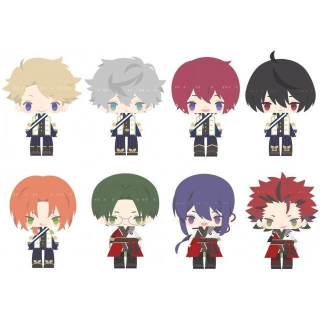 KoedarizeA Acrylic Keychain Ensemble Stars! Vol.1 (Set of 8 pieces)