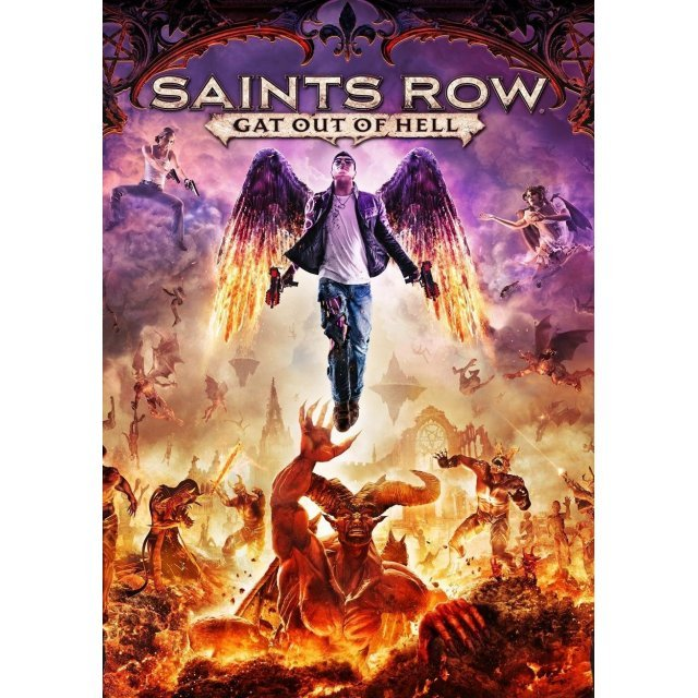 Saints Row: Gat out of Hell (Steam)