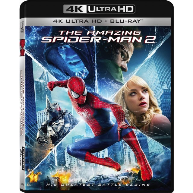 The Amazing Spider-Man 2 [4K UHD Blu-ray]
