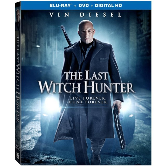 The Last Witch Hunter [Blu-ray+DVD+Digital HD]