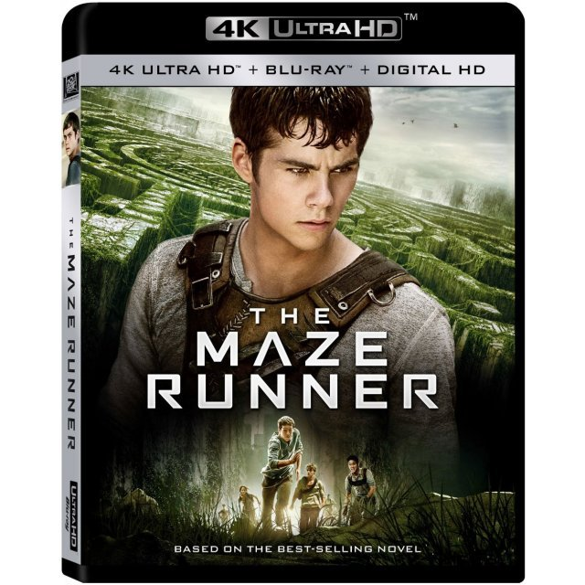 The Maze Runner [4K UHD Blu-ray]