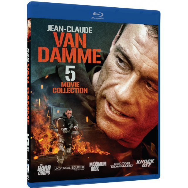 Jean Claude Van Damme - 5 Movie Collection