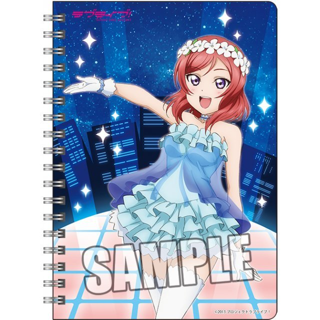 Love Live! B6W Ring Notebook: Part. 2 Nishikino Maki
