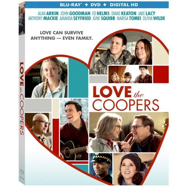 Love the Coopers [Blu-ray+DVD+Digital HD]