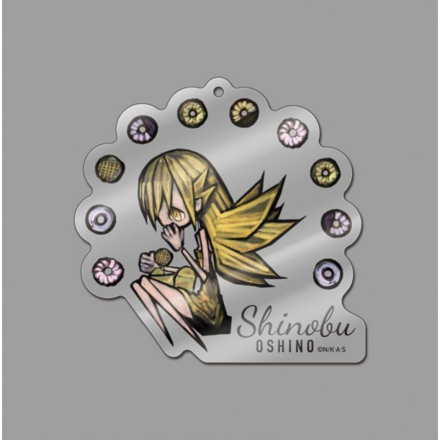 Monogatari Series Big Acrylic Key Ring: Oshino Shinobu Ver. 3