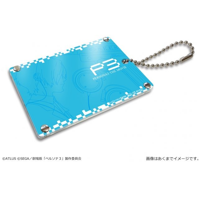 Persona 3 the Movie Acrylic Pass Case 01: Yuki Makoto