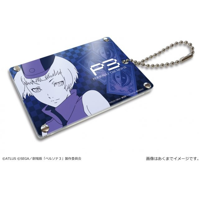 Persona 3 the Movie Acrylic Pass Case 02: Elizabeth