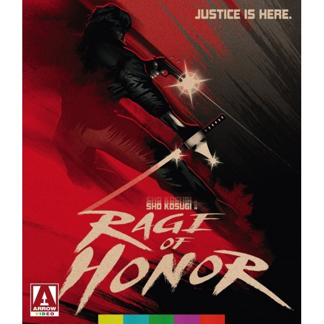Rage of Honor (Special Edition)